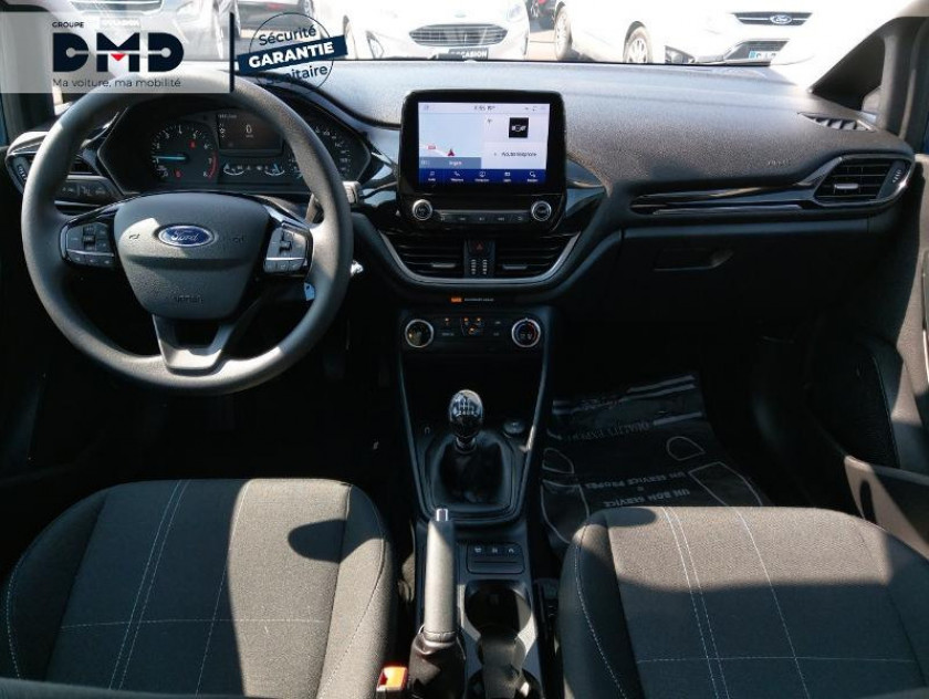 Ford Fiesta 1.0 Ecoboost 125ch Mhev Cool & Connect 5p - Visuel #5