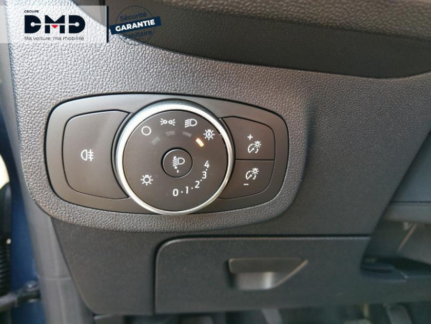 Ford Fiesta 1.0 Ecoboost 125ch Mhev Cool & Connect 5p - Visuel #15