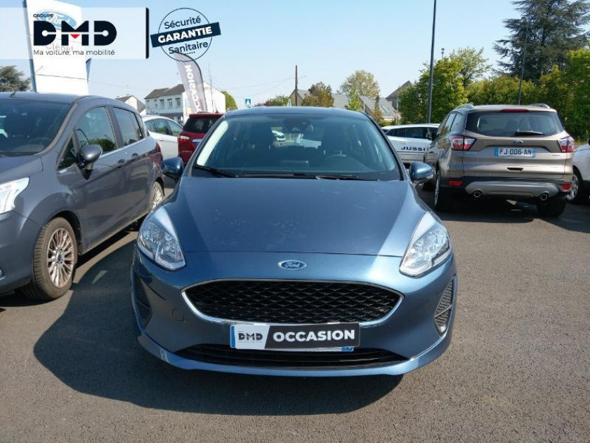Ford Fiesta 1.0 Ecoboost 125ch Mhev Cool & Connect 5p - Visuel #4