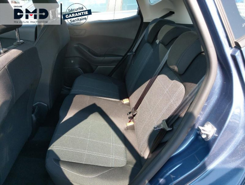 Ford Fiesta 1.0 Ecoboost 125ch Mhev Cool & Connect 5p - Visuel #10