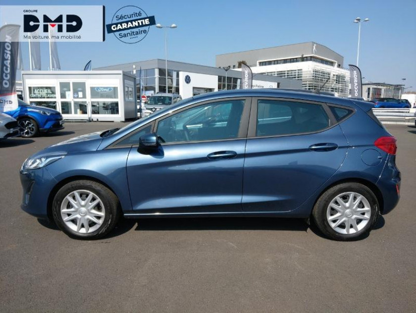 Ford Fiesta 1.0 Ecoboost 125ch Mhev Cool & Connect 5p - Visuel #2