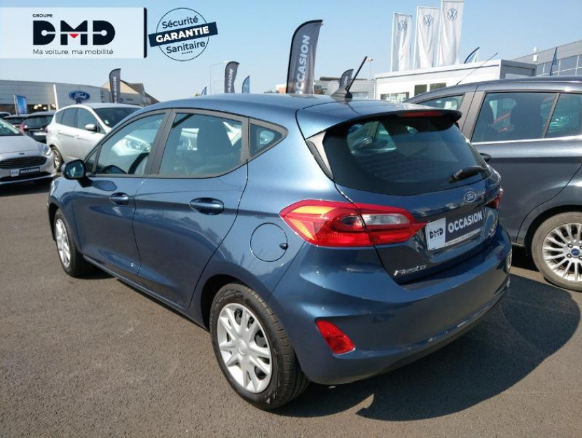 Ford Fiesta 1.0 Ecoboost 125ch Mhev Cool & Connect 5p - Visuel #3