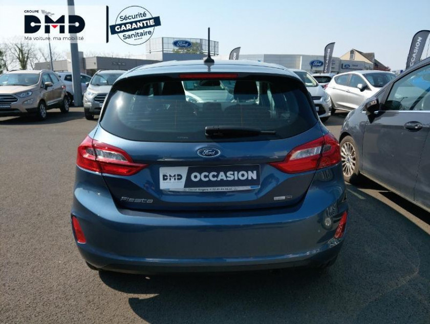 Ford Fiesta 1.0 Ecoboost 125ch Mhev Cool & Connect 5p - Visuel #11