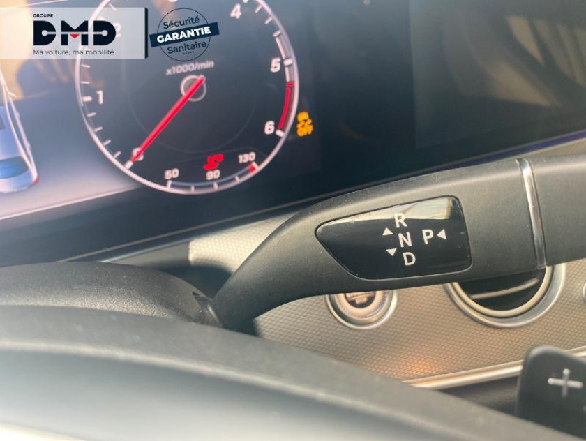 Mercedes-benz Classe E 220 D 194ch Executive 9g-tronic - Visuel #4
