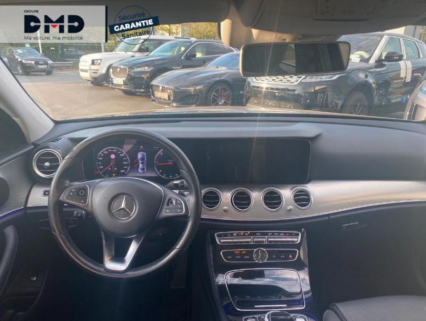 Mercedes-benz Classe E 220 D 194ch Executive 9g-tronic - Visuel #1