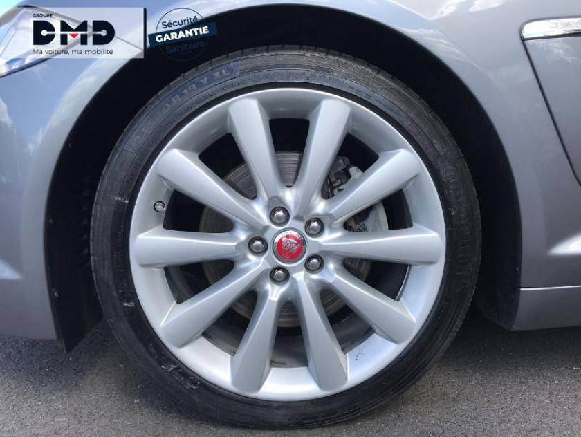 Jaguar Xf V6 3.0 D 240ch British Edition - Visuel #13