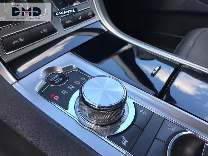Jaguar Xf V6 3.0 D 240ch British Edition - Visuel #8