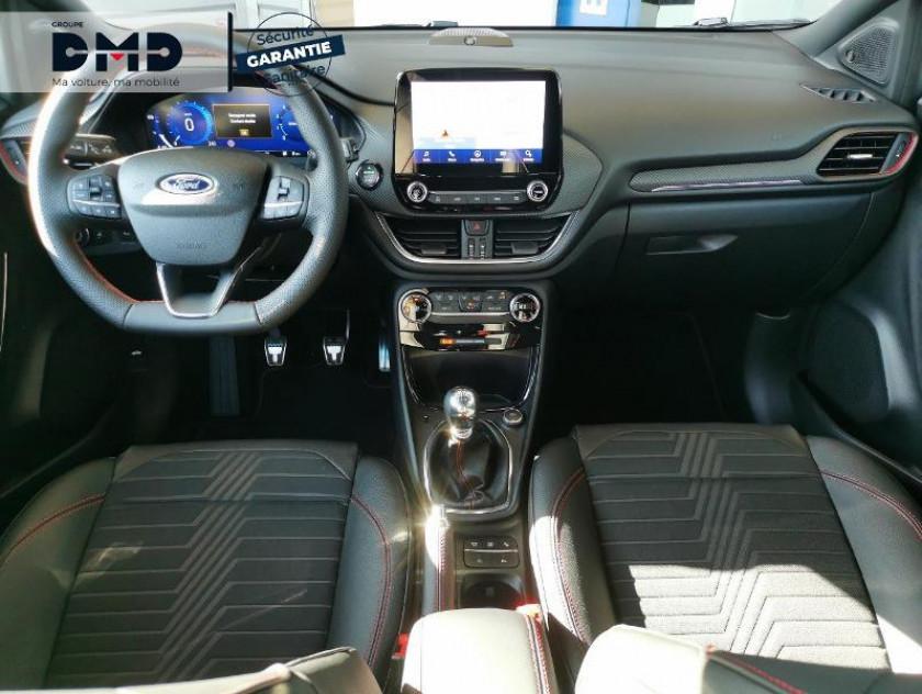 Ford Puma 1.0 Ecoboost 125ch Mhev St-line X - Visuel #5