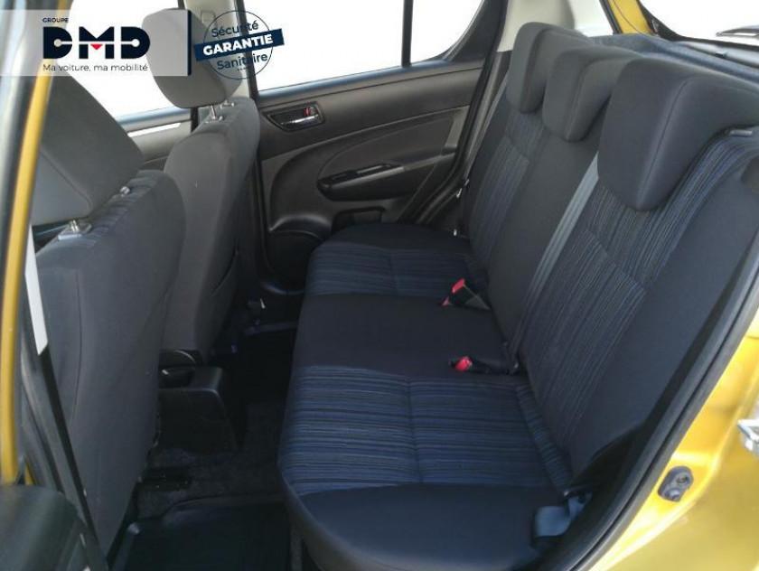 Suzuki Swift 1.3 Ddis 75ch Privilège 5p - Visuel #10