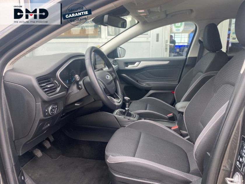 Ford Focus 1.5 Ecoblue 120ch Trend Business - Visuel #9