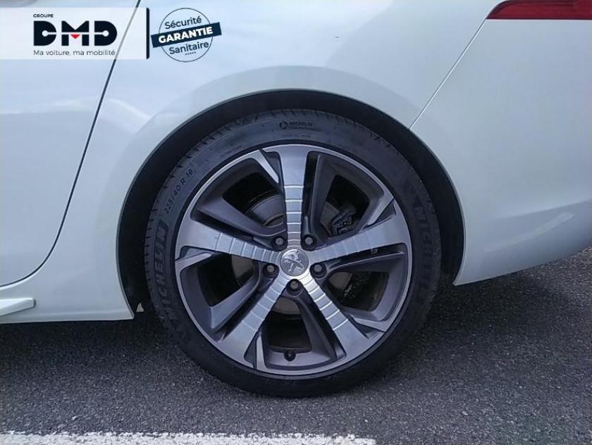 Peugeot 308 Sw 2.0 Bluehdi Fap 180ch Gt Eat6 - Visuel #13