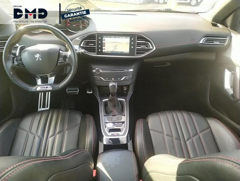 Peugeot 308 Sw 2.0 Bluehdi Fap 180ch Gt Eat6 - Visuel #5