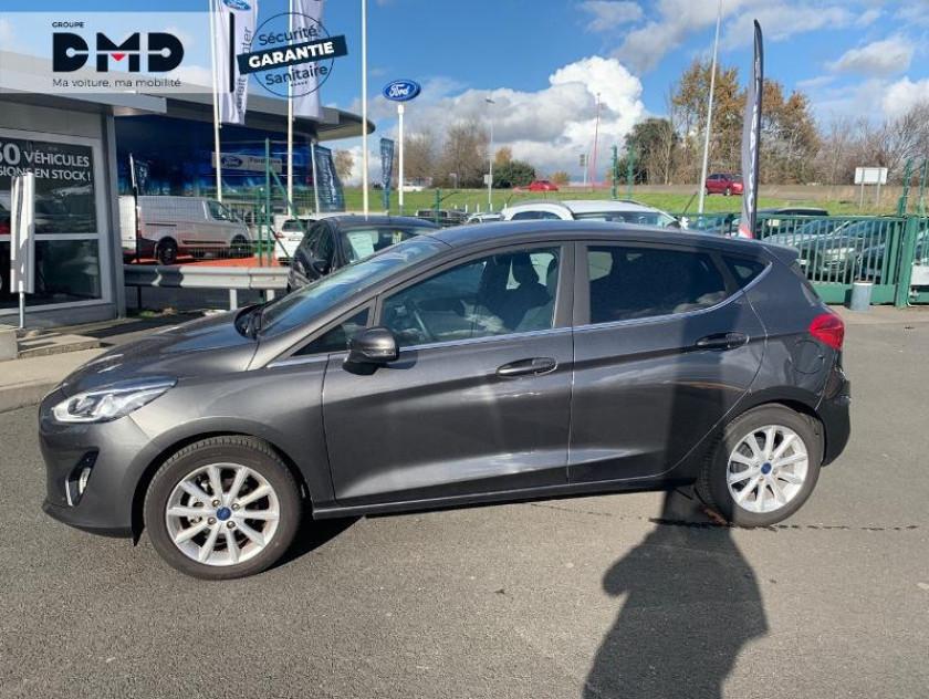 Ford Fiesta 1.1 85ch Titanium 5p 5cv Euro6.2 - Visuel #2