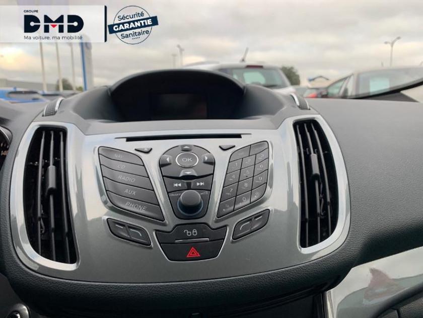 Ford C-max 1.0 Scti 125ch Ecoboost Stop&start Titanium - Visuel #6