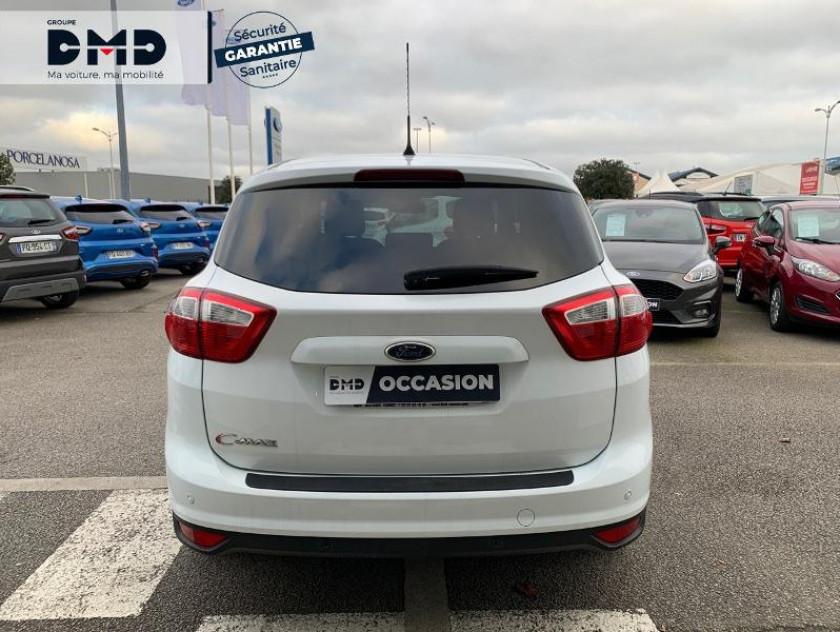 Ford C-max 1.0 Scti 125ch Ecoboost Stop&start Titanium - Visuel #11
