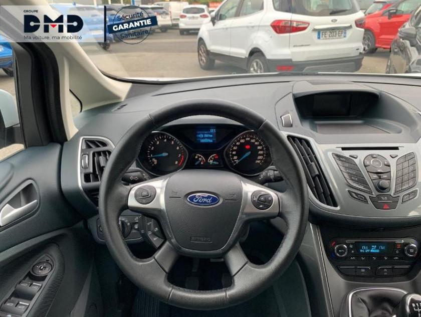Ford C-max 1.0 Scti 125ch Ecoboost Stop&start Titanium - Visuel #7