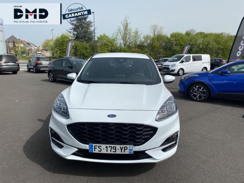 Ford Kuga 2.0 Ecoblue 150ch Mhev St-line X - Visuel #4