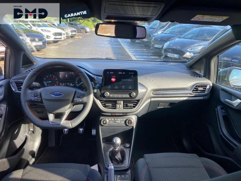 Ford Fiesta 1.0 Ecoboost 125ch Mhev St-line 5p - Visuel #5