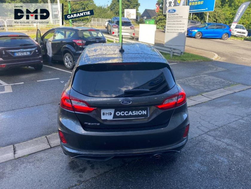 Ford Fiesta 1.0 Ecoboost 125ch Mhev St-line 5p - Visuel #11