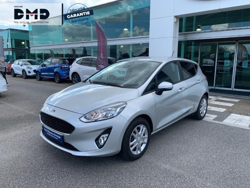 Ford Fiesta 1.1 85ch Trend Business 5p 5cv Euro6.2 - Visuel #14