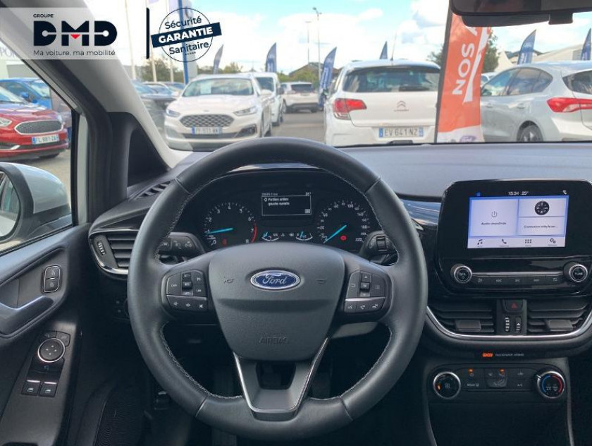 Ford Fiesta 1.1 85ch Trend Business 5p 5cv Euro6.2 - Visuel #7