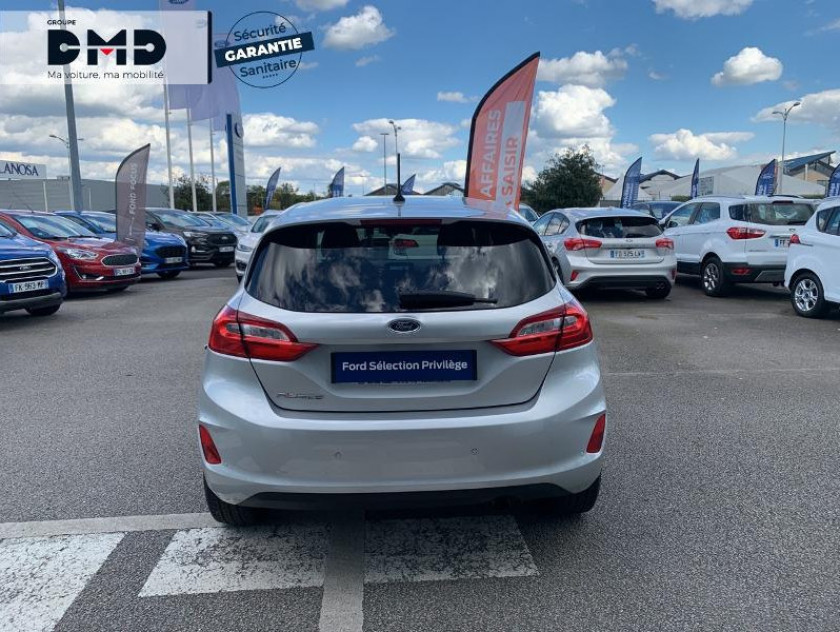 Ford Fiesta 1.1 85ch Trend Business 5p 5cv Euro6.2 - Visuel #11