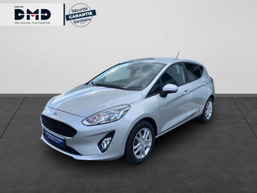 Ford Fiesta 1.1 85ch Trend Business 5p 5cv Euro6.2 - Visuel #1