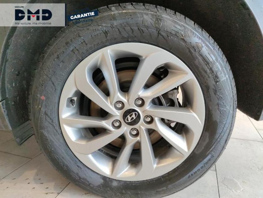 Hyundai Tucson 1.7 Crdi 141ch Creative 2wd Dct-7 - Visuel #13