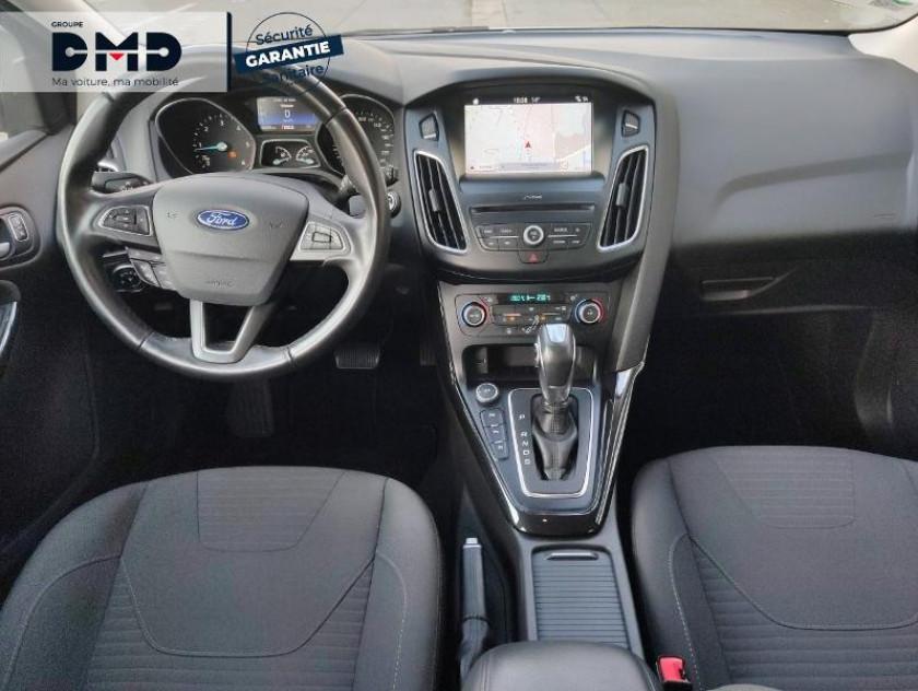 Ford Focus 2.0 Tdci 150ch Stop&start Titanium Powershift - Visuel #5