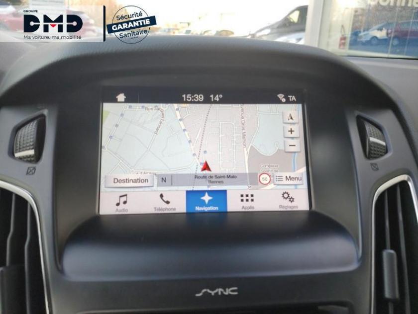 Ford Focus 2.0 Tdci 150ch Stop&start Titanium Powershift - Visuel #6