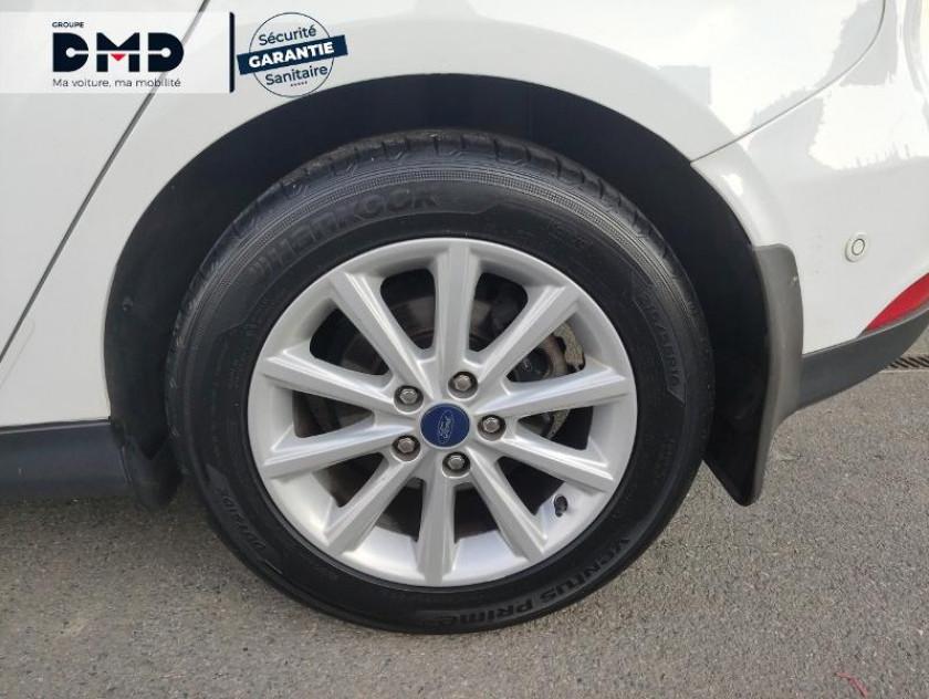 Ford Focus 2.0 Tdci 150ch Stop&start Titanium Powershift - Visuel #13