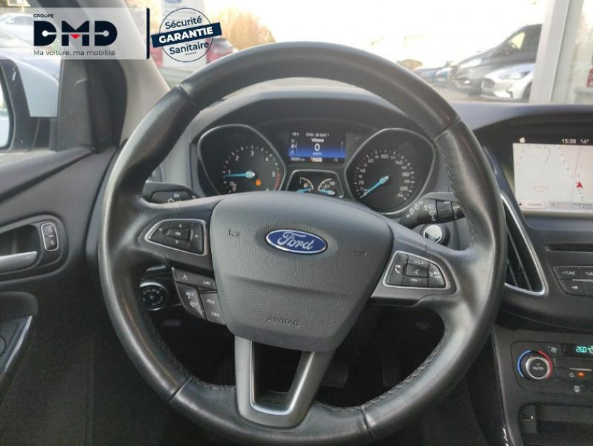 Ford Focus 2.0 Tdci 150ch Stop&start Titanium Powershift - Visuel #7