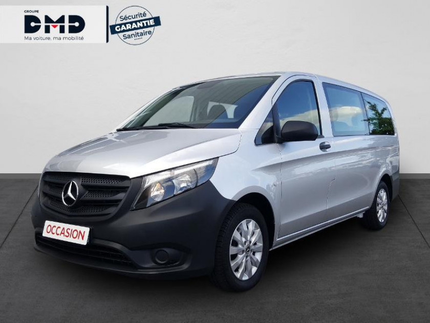 Mercedes-benz Vito 116 Cdi Blueefficiency Tourer Long Pro 7g-tronic Plus - Visuel #1