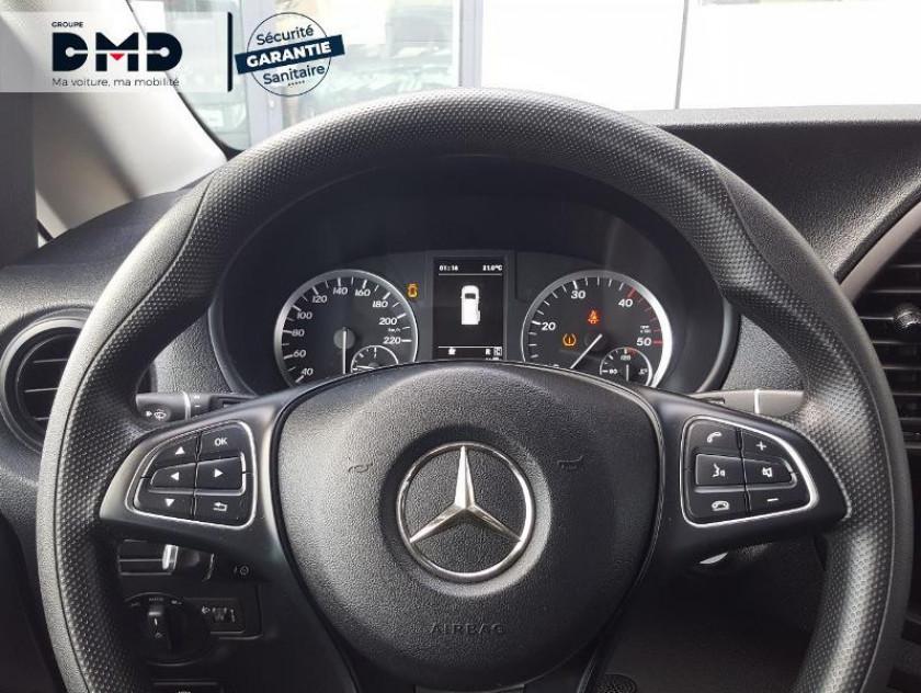 Mercedes-benz Vito 116 Cdi Blueefficiency Tourer Long Pro 7g-tronic Plus - Visuel #7