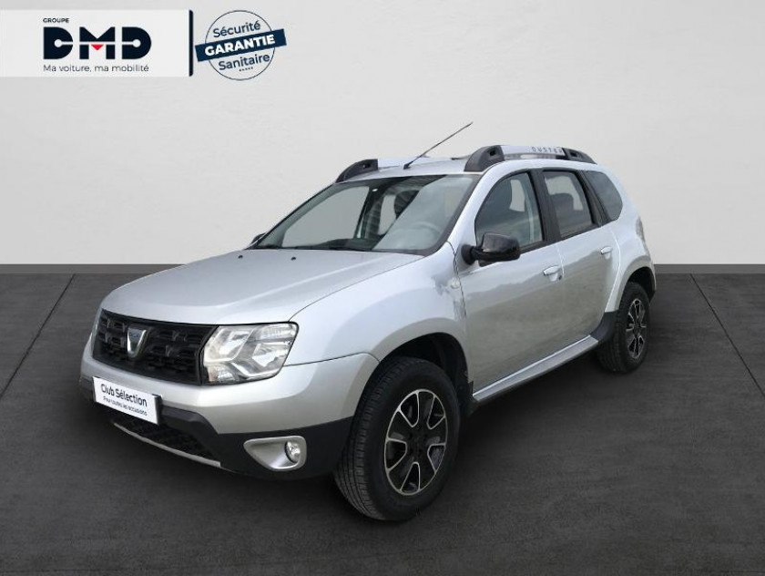 Dacia Duster 1.5 Dci 110ch Black Touch 2017 4x4 - Visuel #1