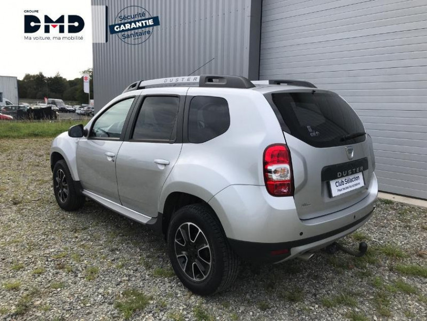 Dacia Duster 1.5 Dci 110ch Black Touch 2017 4x4 - Visuel #3