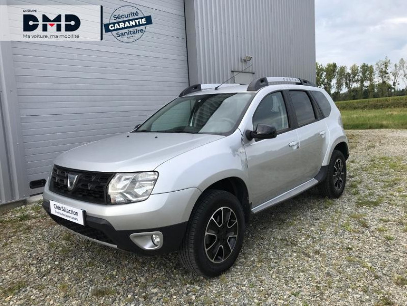 Dacia Duster 1.5 Dci 110ch Black Touch 2017 4x4 - Visuel #14
