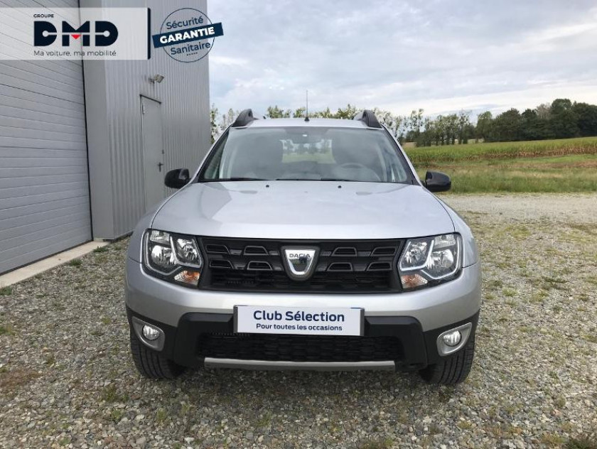 Dacia Duster 1.5 Dci 110ch Black Touch 2017 4x4 - Visuel #4