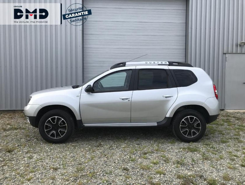 Dacia Duster 1.5 Dci 110ch Black Touch 2017 4x4 - Visuel #2