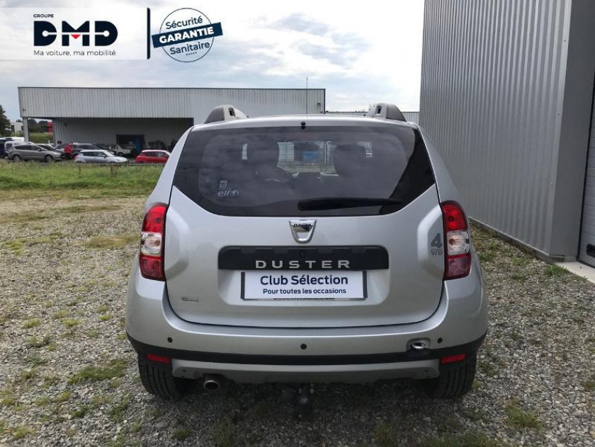 Dacia Duster 1.5 Dci 110ch Black Touch 2017 4x4 - Visuel #11