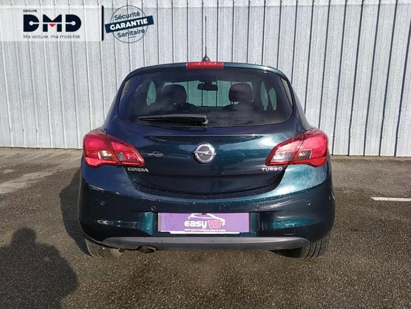 Opel Corsa 1.4 Turbo 100ch Cosmo Start/stop 3p - Visuel #11