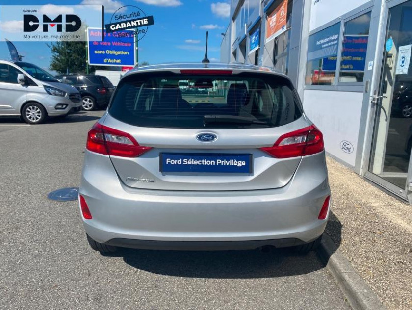 Ford Fiesta 1.1 85ch Cool & Connect 5p Euro6.2 - Visuel #11