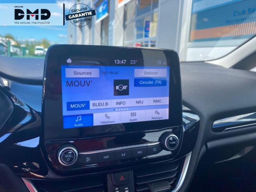 Ford Fiesta 1.1 85ch Cool & Connect 5p Euro6.2 - Visuel #6