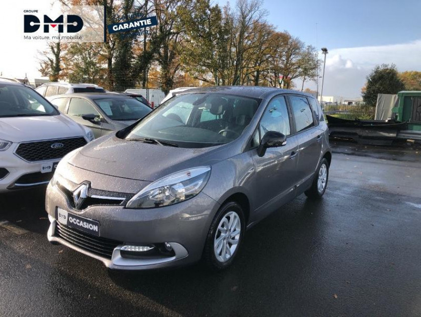 Renault Scenic 1.5 Dci 110ch Energy Limited Euro6 2015 - Visuel #15
