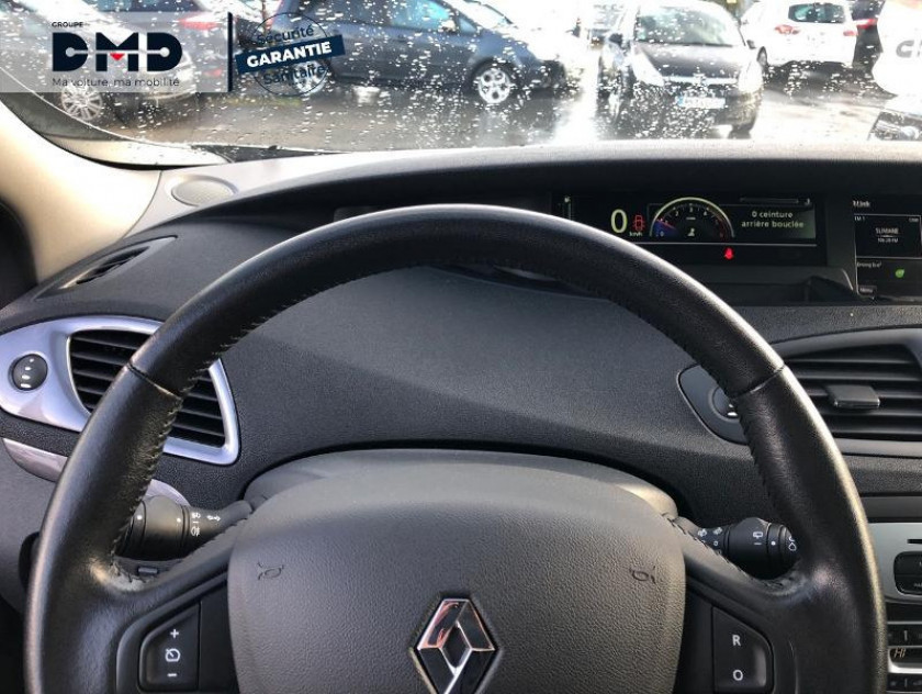 Renault Scenic 1.5 Dci 110ch Energy Limited Euro6 2015 - Visuel #7
