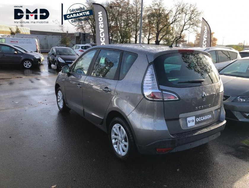 Renault Scenic 1.5 Dci 110ch Energy Limited Euro6 2015 - Visuel #3