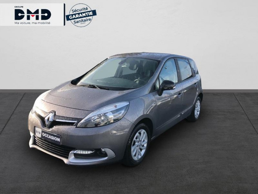 Renault Scenic 1.5 Dci 110ch Energy Limited Euro6 2015 - Visuel #1