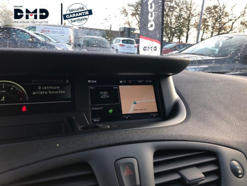 Renault Scenic 1.5 Dci 110ch Energy Limited Euro6 2015 - Visuel #6