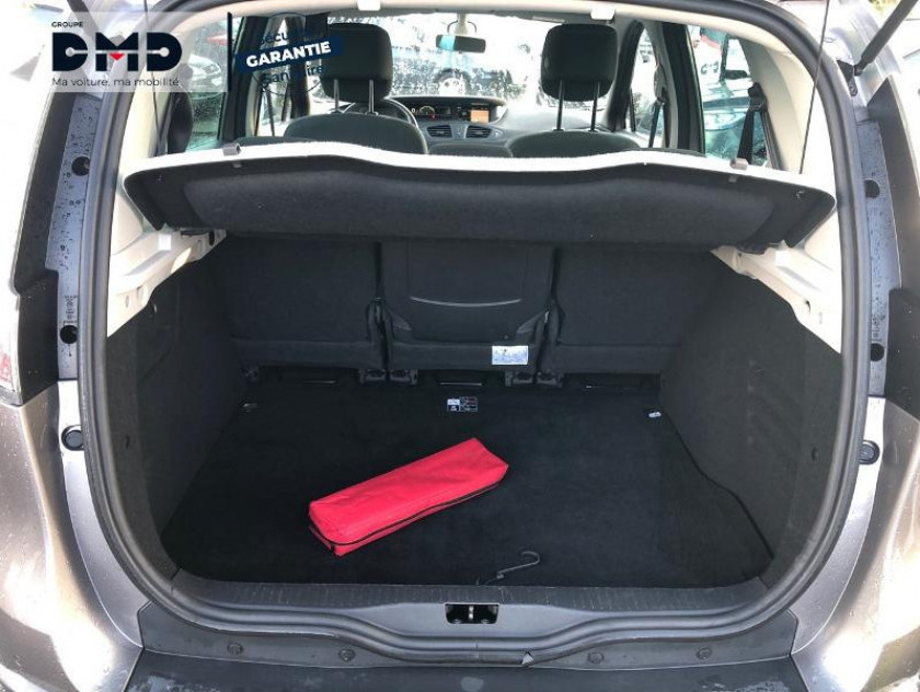 Renault Scenic 1.5 Dci 110ch Energy Limited Euro6 2015 - Visuel #12