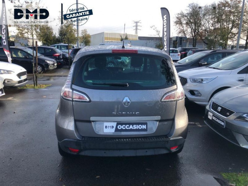 Renault Scenic 1.5 Dci 110ch Energy Limited Euro6 2015 - Visuel #11